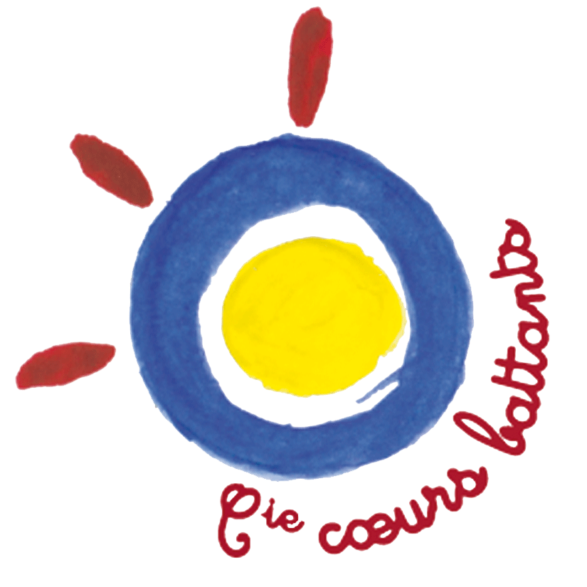 Logo Cie Coeurs battants